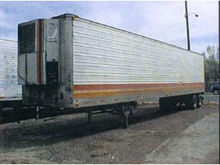 1995 Utility Reefer Trailer