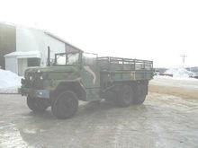 1970 Kaiser 2 1/2 TON 6 X 6