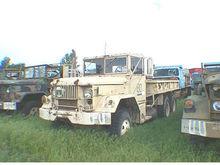 1968 Kaiser 2 1/2 TON 6 X 6