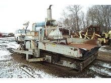 1978 Cedarapids BSF520 Paver