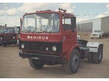 1980 Magirus 200A13FL