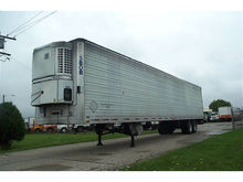 1996 Utility Reefer Trailer
