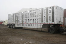2001 Wilson Cattle Trailer