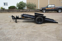 1997 Belshe Tag Trailer