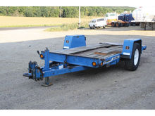 2001 Ditch Witch Tag Trailer