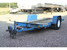 1999 Ditch Witch Tag Trailer