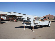 Used Unknown Lowboy