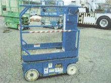 2003 Upright TM12