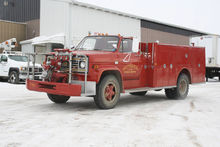 1982 GMC C70 Pumper