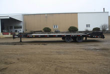 2002 Rogers Tag Trailer