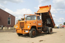 1979 Ford Plow Truck