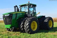 2012 John Deere 9R/9RT Series 9