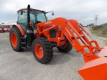 New KUBOTA M6-131 in