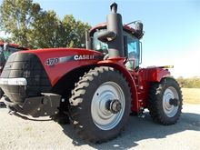 New CASE IH STEIGER