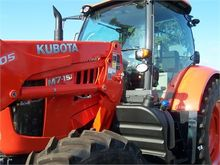 Used 2016 KUBOTA M7-