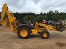 2000 NEW HOLLAND 555E