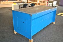 Used grinding table