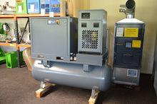 Screw compressor SKTG 7.5 P COM