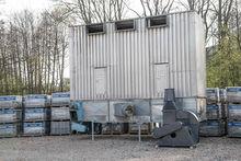 EXTERNAL Extractor sawdust Hock