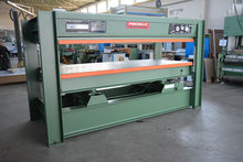Press for veneering ORMA