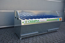 Grinding table OLIMPIA