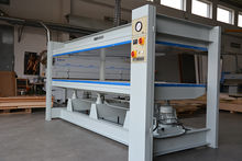 Press for veneering ORMA COLD