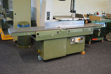 Used planer SAC in S