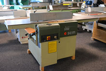 Jointer SCM THICKNESSING