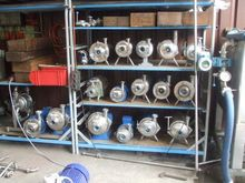 Hilge/Alfa Laval/Netsch Miscell