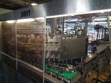 1991 Complete Canning line for