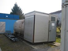 Steam boiler LOOS Conatiner 082