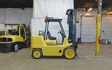 2001 HYSTER S135XL2