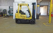 Used 2011 HYSTER S60