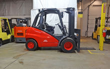 Used 2007 LINDE H50D