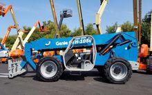 2007 GENIE GTH-1056