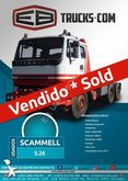 Used 1987 Scammell i