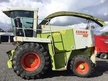 Used 1994 Claas JAGU