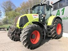 2013 Claas AXION 810