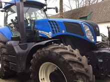 2011 New Holland T8.330