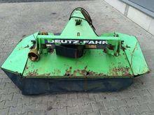 Used Deutz-Fahr KM 2