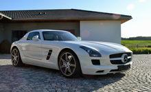 2010 Mercedes-Benz SLS AMG Coup