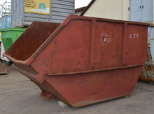 Andere Absetzcontainer 7 cbm  /
