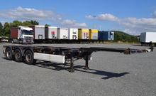 Krone SD High Cube Containercha