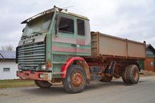 Used Scania 142M Kip