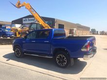 2016 Toyota Hilux Invincible MY
