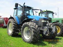 2001 New Holland TM165