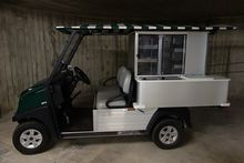 2015 Club Car Carryall 500 Café