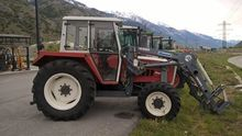 Used Steyr 8070 in R