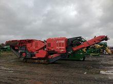 2012 Terex Finlay J1160