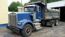 1988 Kenworth W900